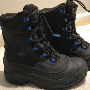 Columbia waterproof snow/winter boots